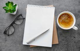 Quaderno per appunti