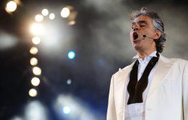 Vip laureati in giurisprudenza: Andrea Bocelli